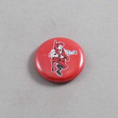 NCAA Massachusetts Minutemen Button 01