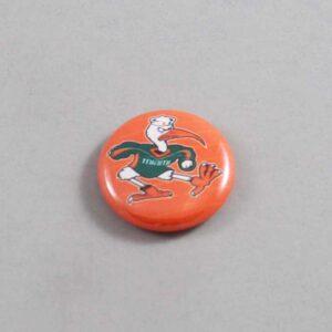 NCAA Miami Hurricanes Button 08