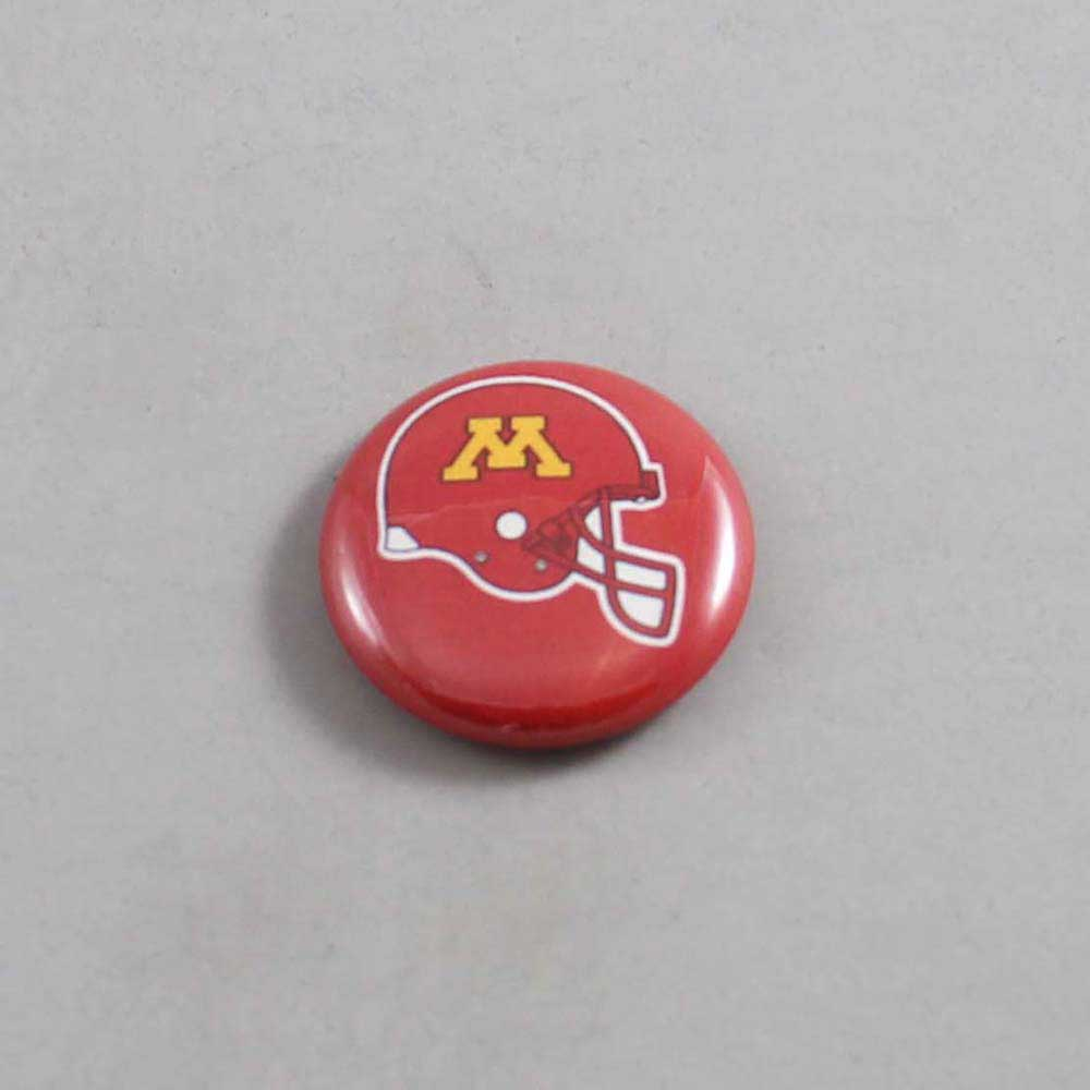 NCAA Minnesota Golden Gophers Button 02