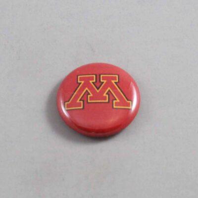 NCAA Minnesota Golden Gophers Button 04