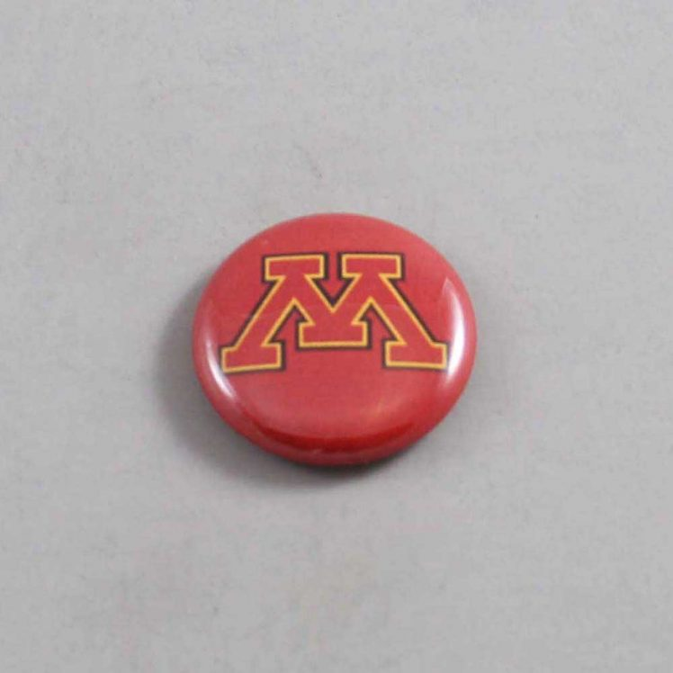 NCAA Minnesota Golden Gophers Button 04
