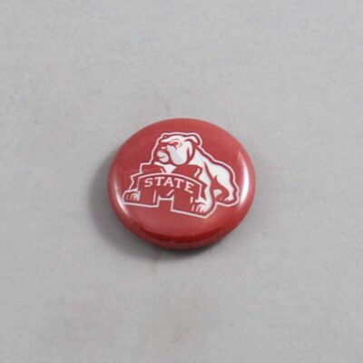 NCAA Mississippi State Bulldogs Button 01