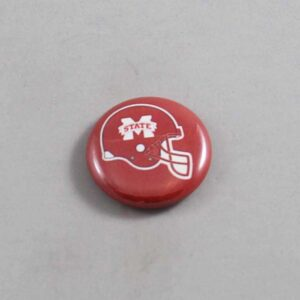 NCAA Mississippi State Bulldogs Button 03