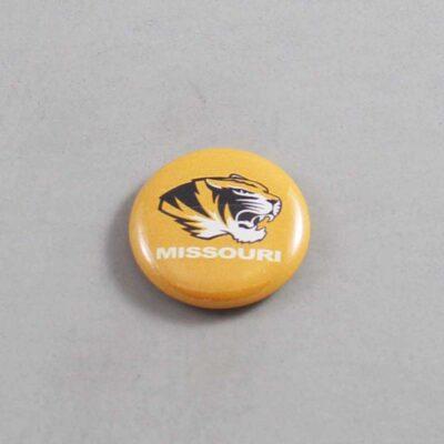 NCAA Missouri Tigers Button 01