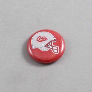 NCAA Montana Grizzlies Button 03