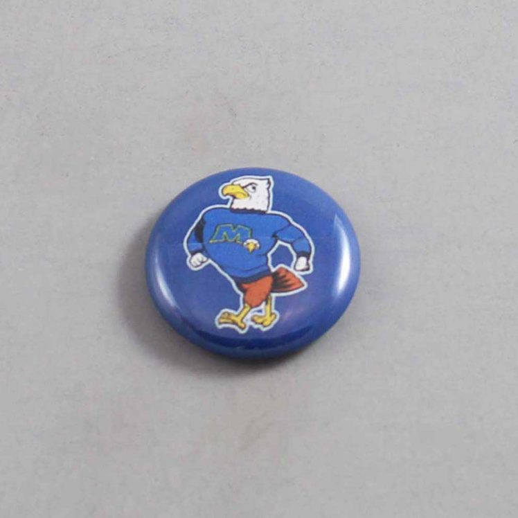 NCAA Morehead State Eagles Button 03
