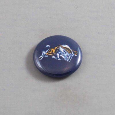 NCAA Navy Midshipmen Button 01