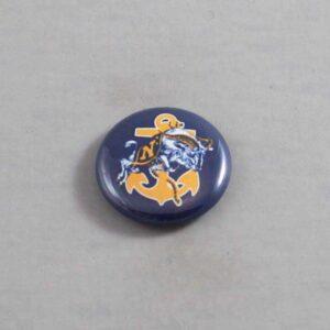 NCAA Navy Midshipmen Button 03