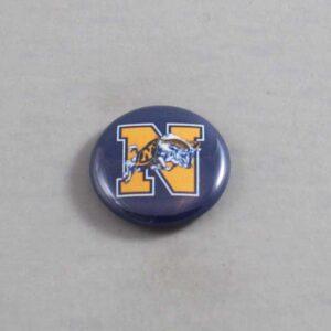 NCAA Navy Midshipmen Button 04