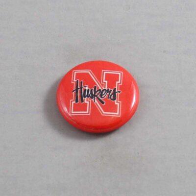 NCAA Nebraska Cornhuskers Button 04