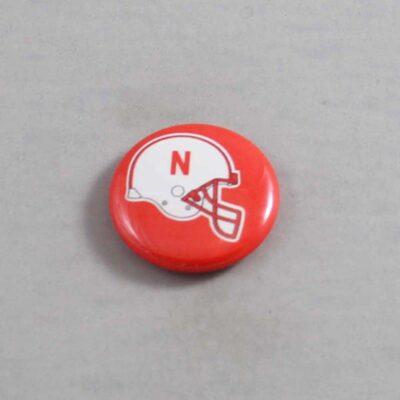 NCAA Nebraska Cornhuskers Button 05