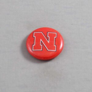 NCAA Nebraska Cornhuskers Button 07
