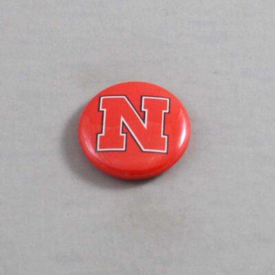 NCAA Nebraska Cornhuskers Button 07