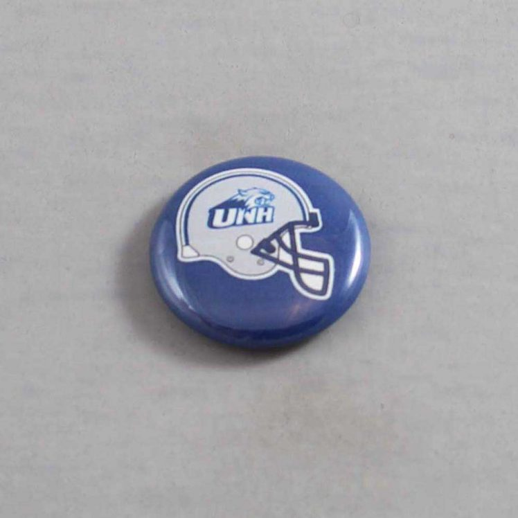 NCAA New Hampshire Wildcats Button 02