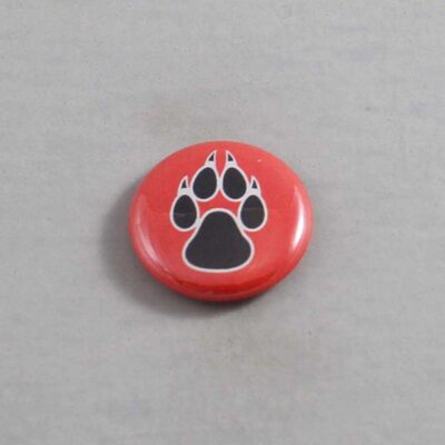 NCAA New Mexico Lobos Button 05
