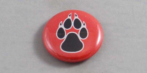 NCAA New Mexico Lobos Button 05