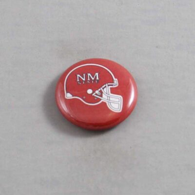 NCAA New Mexico State Aggies Button 02