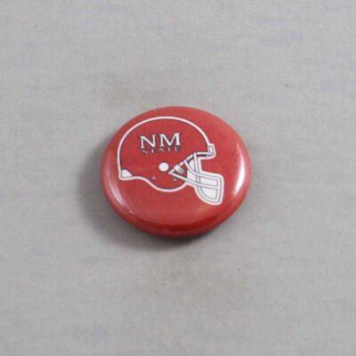 NCAA New Mexico State Aggies Button 02
