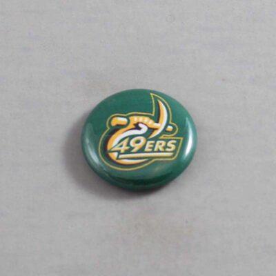 NCAA North Carolina Charlotte 49ers Button 01
