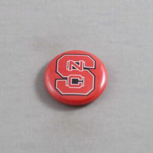 NCAA North Carolina State Wolfpack Button 01