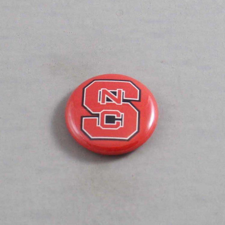 NCAA North Carolina State Wolfpack Button 01
