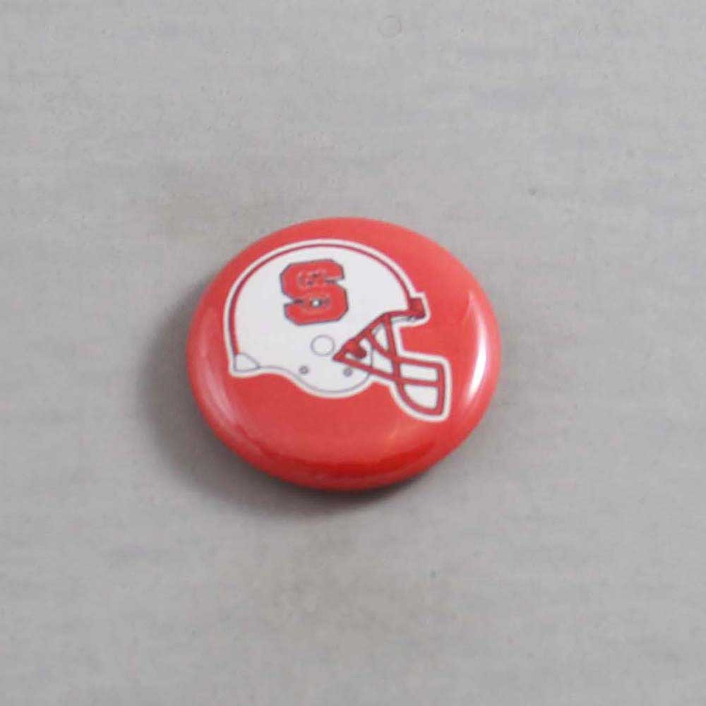 NCAA North Carolina State Wolfpack Button 02