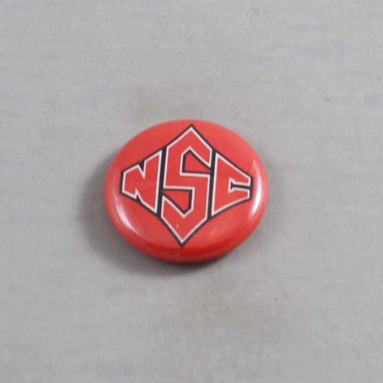 NCAA North Carolina State Wolfpack Button 06