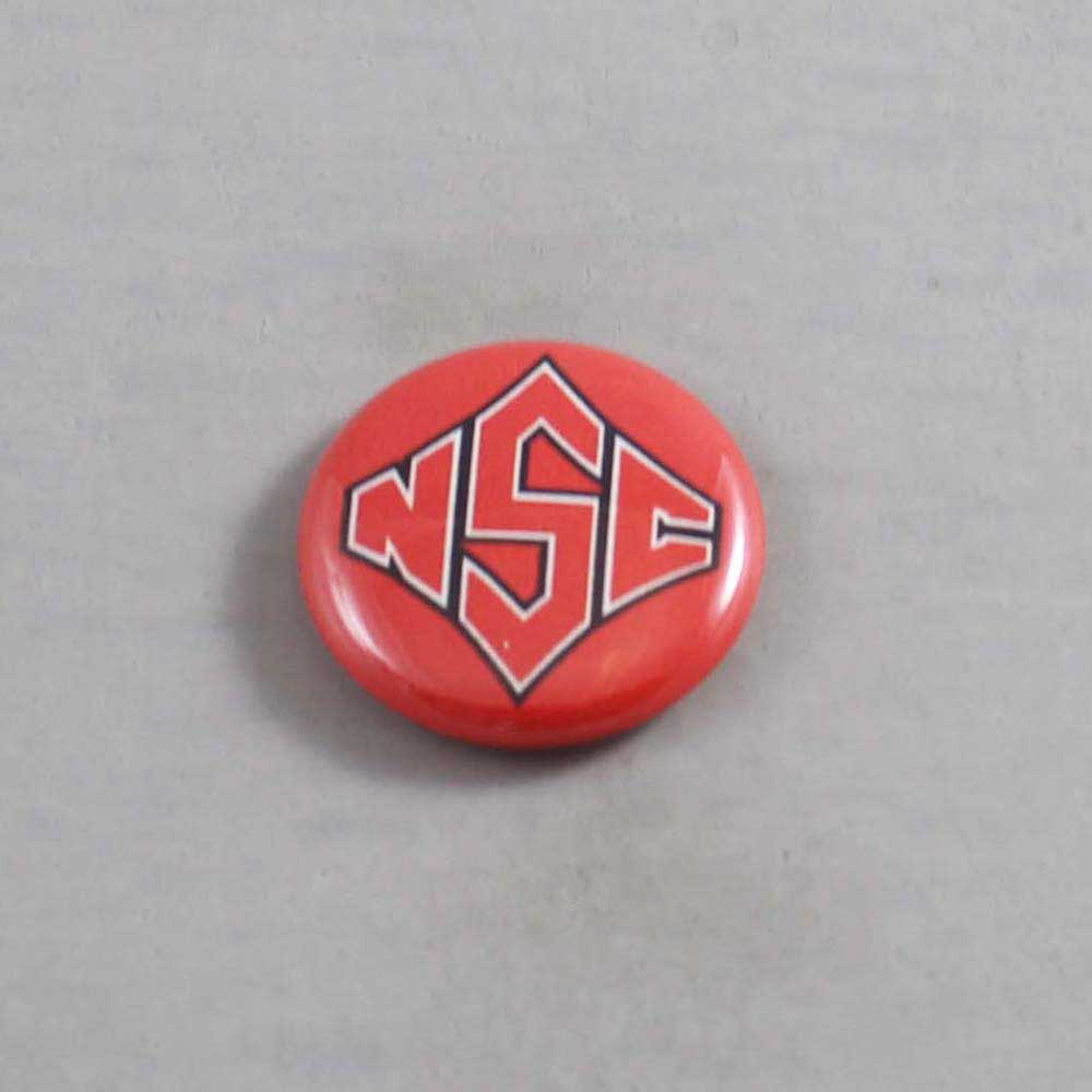 NCAA North Carolina State Wolfpack Button 06