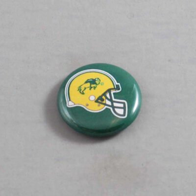 NCAA North Dakota State Bison Button 03
