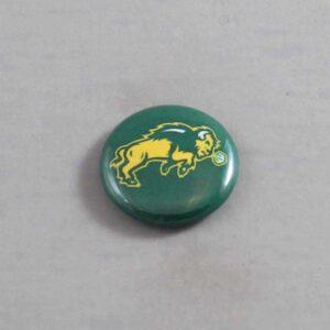 NCAA North Dakota State Bison Button 05