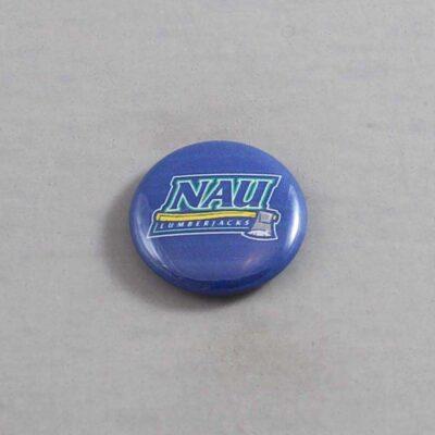 NCAA Northern Arizona Lumberjacks Button 01