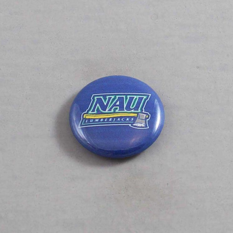 NCAA Northern Arizona Lumberjacks Button 01