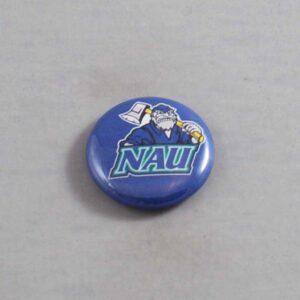 NCAA Northern Arizona Lumberjacks Button 02