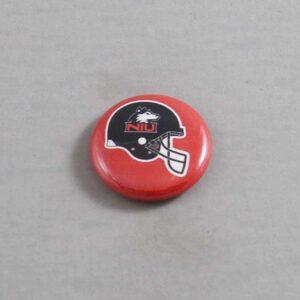NCAA Northern Illinois Huskies Button 02