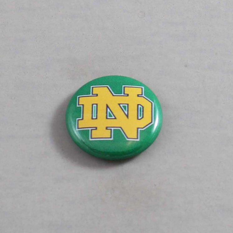 NCAA Notre Dame Fighting Irish Button 03