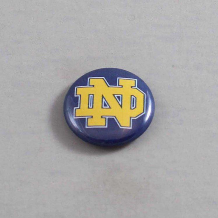 NCAA Notre Dame Fighting Irish Button 07