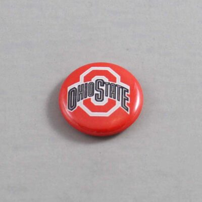NCAA Ohio State Buckeyes Button 01