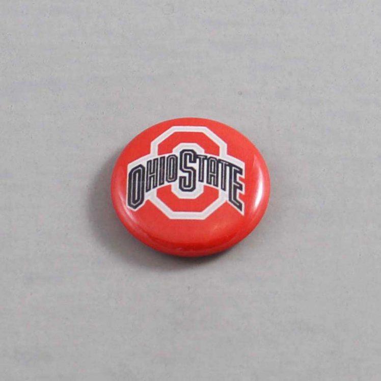 NCAA Ohio State Buckeyes Button 01