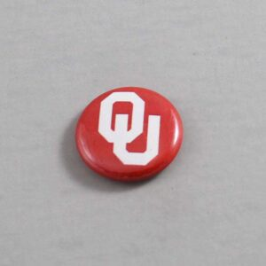 NCAA Oklahoma Sooners Button 01