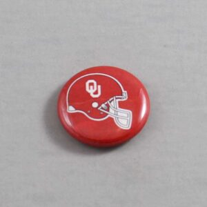 NCAA Oklahoma Sooners Button 02