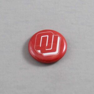 NCAA Oklahoma Sooners Button 03