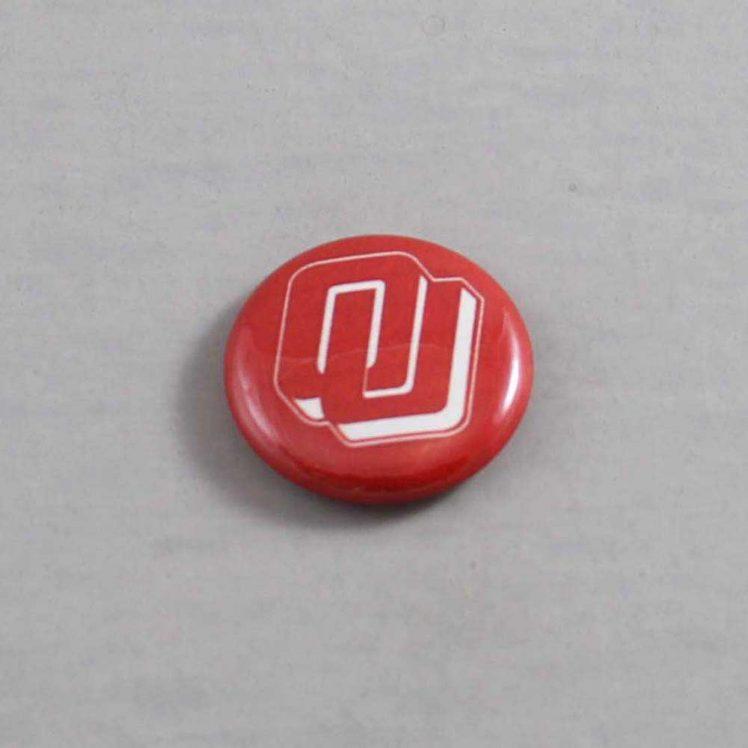 NCAA Oklahoma Sooners Button 03