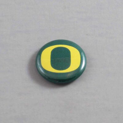 NCAA Oregon Ducks Button 01