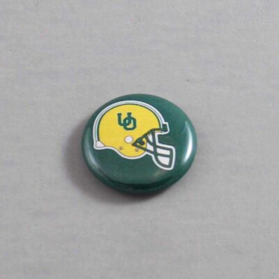 NCAA Oregon Ducks Button 02