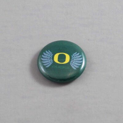 NCAA Oregon Ducks Button 05