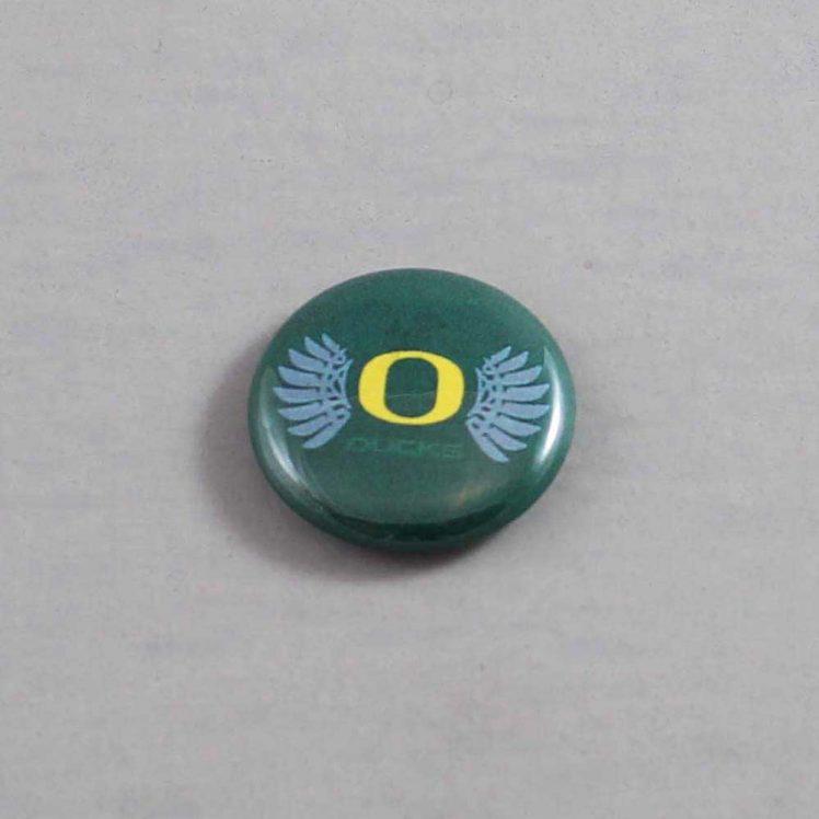 NCAA Oregon Ducks Button 05