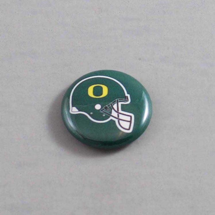 NCAA Oregon Ducks Button 07