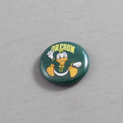 NCAA Oregon Ducks Button 09
