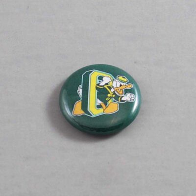 NCAA Oregon Ducks Button 10