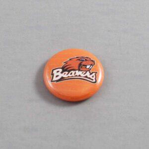 NCAA Oregon State Beavers Button 01